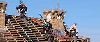 démoussage de toiture en Haute-Normandie
